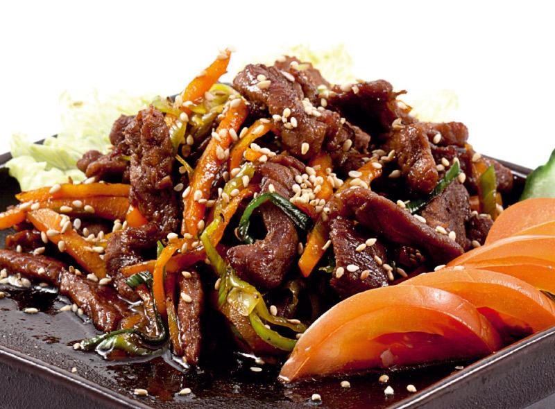 Рецепты горячих блюд японской кухни